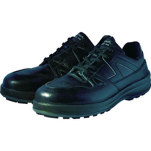 シモン 安全靴 短靴 8611黒 24.5cm 8611BK-24.5