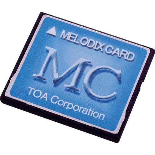 (直送品)TOA メロディクスカード店舗向け MC-1030