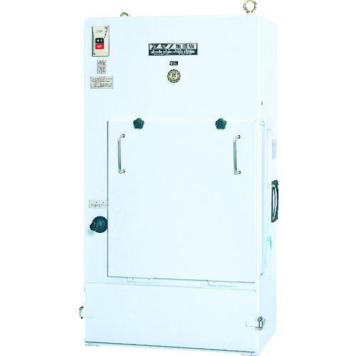 (運賃見積り)(直送品)アマノ 手動払い落とし型集塵機 0.75KW 50Hz VNA-15-50HZ