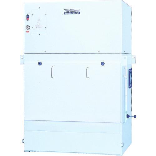 (運賃見積り)(直送品)アマノ 手動払い落とし型集塵機3.7KW 50HZ VNA-60-50HZ