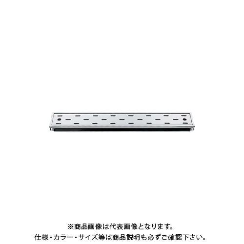 カクダイ 長方形排水溝 4206-100X400