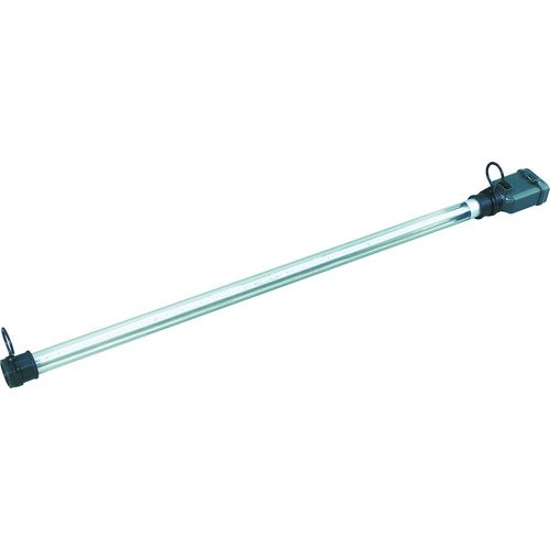 (運賃見積り)(直送品)ハタヤ LEDジューデンロングライト クリアカバータイプ LLW-8B