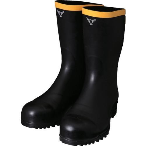 SHIBATA 安全静電長靴(先芯入り) AE011-25.0