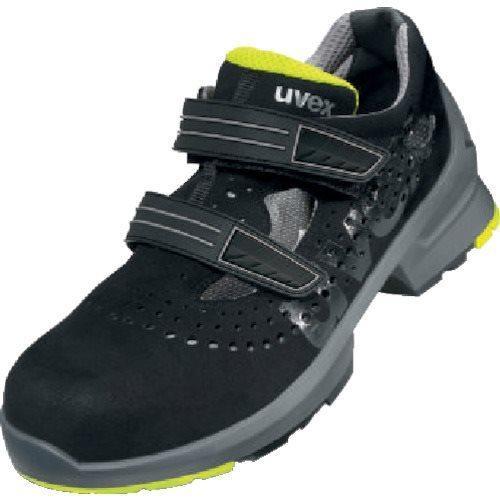 UVEX サンダル ブラック 27.0CM 8542.4-42