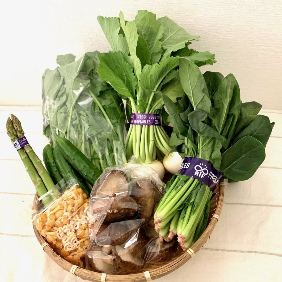 第33回 商品追加値下げ在庫復活 格安店 福島野菜おまかせセット 駅なか八百屋で人気の福島野菜 1580