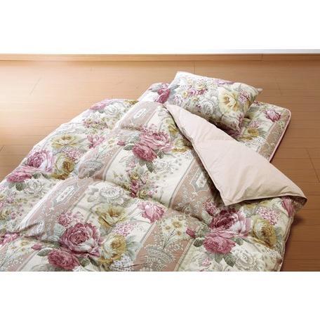 日本製フランス産フェザー掛布団寝具セット 日本製フランス産フェザー掛布団寝具セット