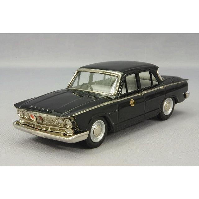 ☆ ファインモデル ノスタルジック2デイズ限定 1/43 プリンス グロリア 6 1964年式 日本交通ハイヤー