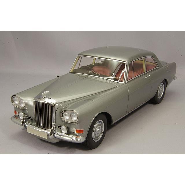BoS Models 1/18 ベントレー SIII パークワード FHC 1963 右ハンドル メタルグレー