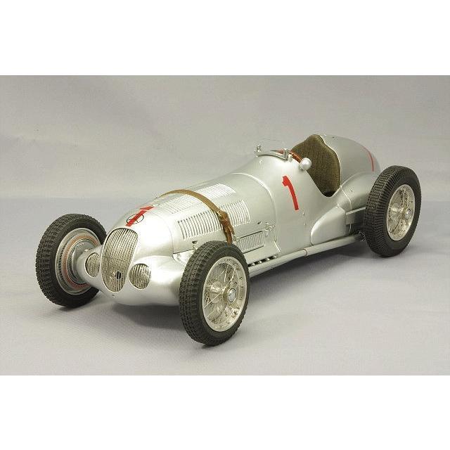 ☆ CMC 1/18 メルセデスベンツ W125 1937 ドニントンGP #1 R.カラツィオラ