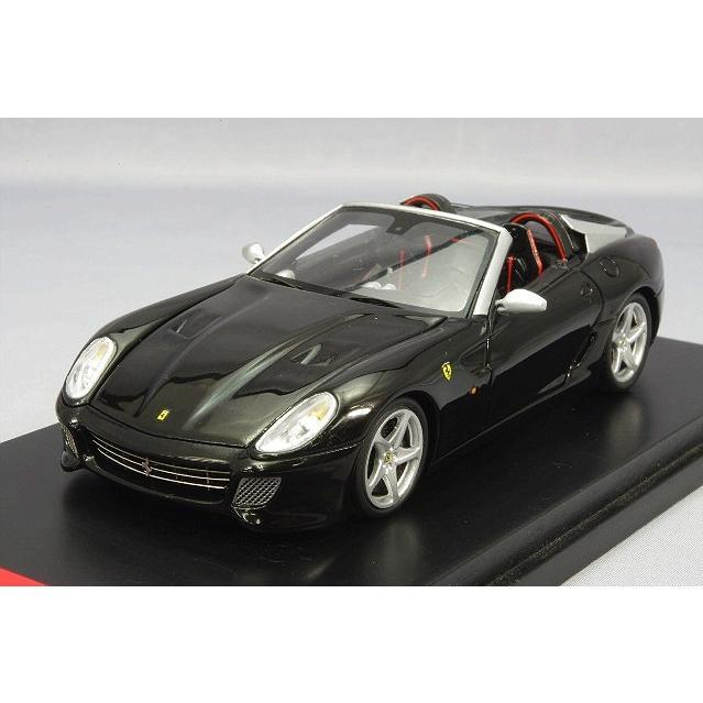 ☆ フジミ 1/43 フェラーリ SA アペルタ 599 ロードスター ブラック