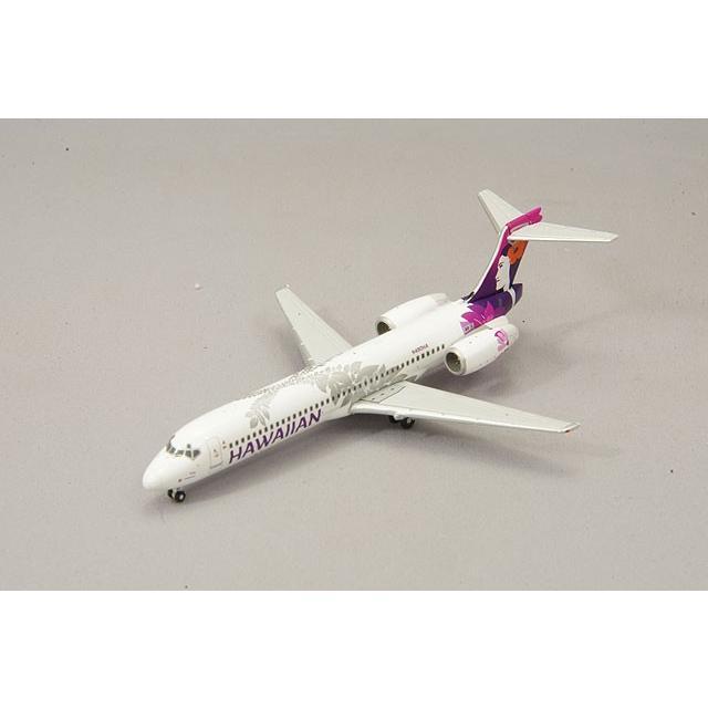ジェミニジェッツ 1/400 ボーイング 717 ハワイアン航空 N490HA ...