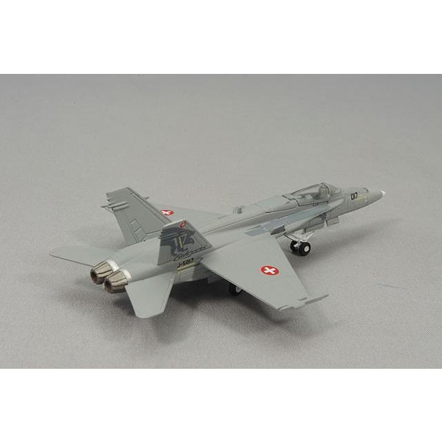 ヘルパ 1/200 F/A-18C ホーネット マクドネルダグラス スイス空軍