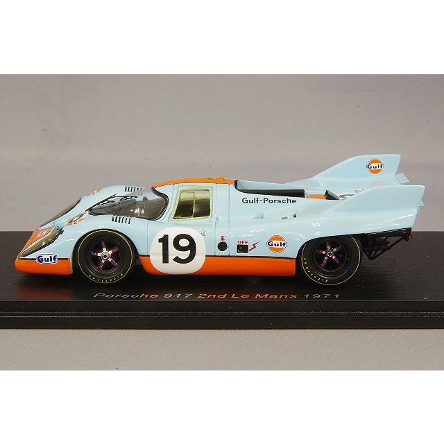 ☆ スパーク 1/43 ポルシェ 917K 1971 ルマン24H 2位 #19 R.アトウッド/H.ミュラー|kidbox|02