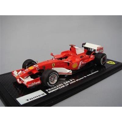 ☆ タメオ 1/43 フェラーリ 248 2006 F1 ヨーロッパGP M.シューマッハ