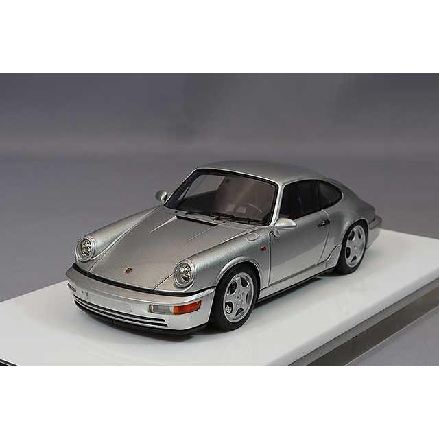 ☆ VISION 1/43 ポルシェ 911 (964) カレラ RS 1992 シルバー