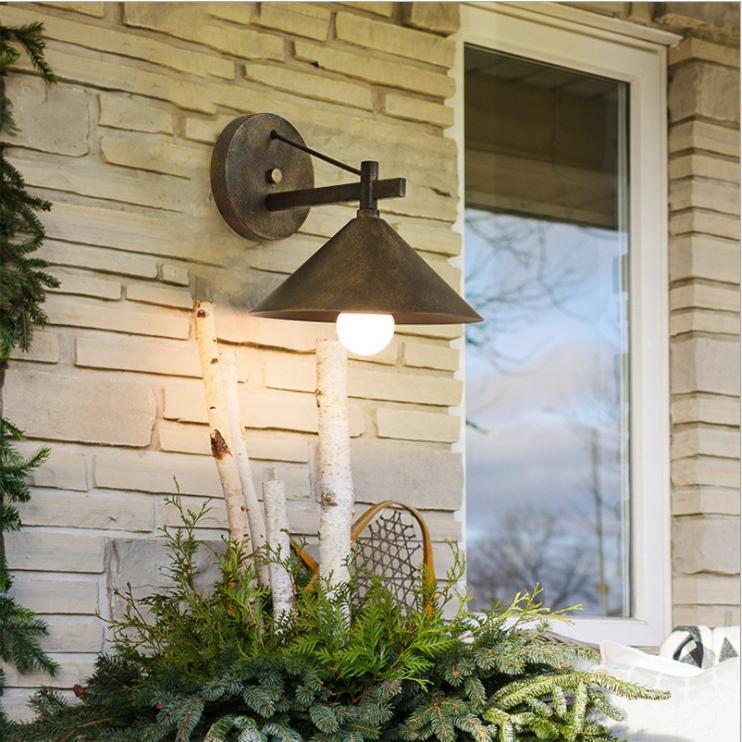 ウォールライト 照明器具 壁掛け照明 外灯 門灯 屋外照明 玄関照明 レトロ 防水 壁掛けライト 4年保証 ふるさと割 ブラケットライト LED アンティーク ヴィンテージ