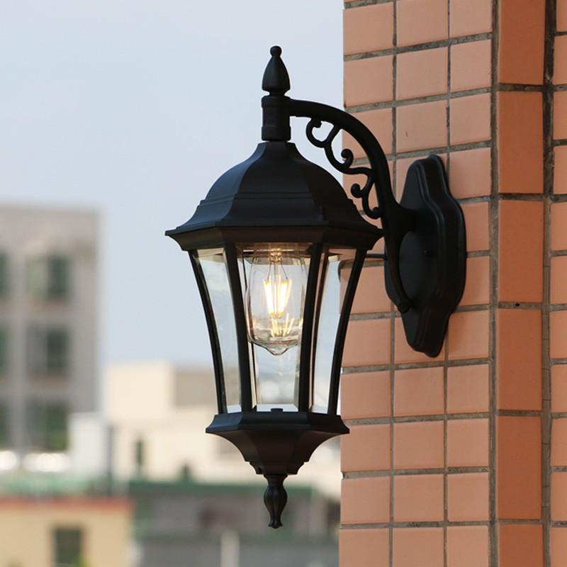 壁掛けライト ブラケットライト ウォールライト 玄関照明 2020モデル 照明器具 レトロ 壁掛け照明 新作からSALEアイテム等お得な商品満載 ポーチライト 壁掛け灯 防水 門灯 外灯 アンティーク 庭園灯 ガーデン