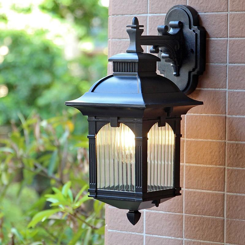 壁掛けライト 照明 照明器具 玄関照明 玄関照明 アンティーク ラケットライト 壁掛け照明 庭園灯 レトロ 玄関灯 ポーチライト 外灯 防水 ウォールライト ガーデン 門灯