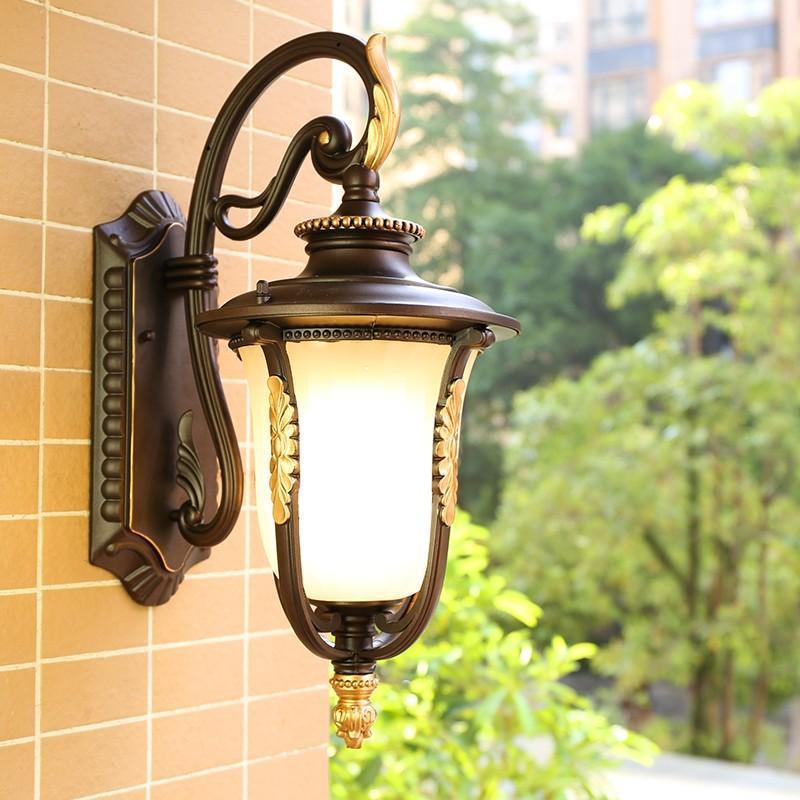 ラケットライト 玄関照明 壁掛けライト外灯 アンティーク風 壁掛け照明 防水 庭園灯 ポーチライト ガーデンライト ガーデンライト 廊下 室内 屋外 照明器具 ウォールライト