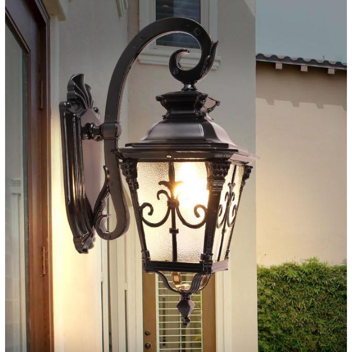 ブラケットライト お得なキャンペーンを実施中 壁掛けライト照明 玄関照明 ポーチライト ガーデンライト 外灯 壁掛け照明 防水 庭園灯 定価 ウォールライト レトロ 屋外 アンティーク