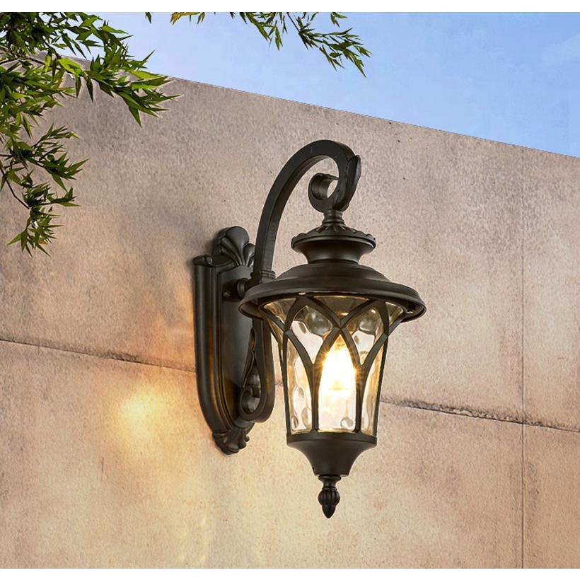壁掛けライト 外灯 照明 ラケットライト ウォールライト ポーチライト 庭園灯 庭園灯 防水 レトロ 玄関照明 アンティーク 壁掛け照明 ガーデン 廊下 門灯 屋外