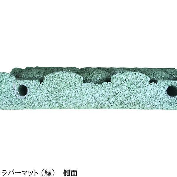ラバーマット 赤茶 厚さ50mm ゴム製 セーフティマット ドイツ製 ユーロフレックス|kiitos-shop|04