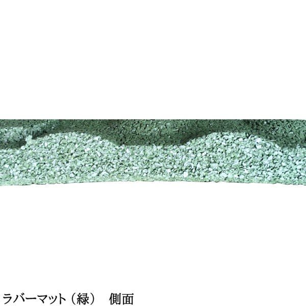 ラバーマット 赤茶 厚さ50mm ゴム製 セーフティマット ドイツ製 ユーロフレックス|kiitos-shop|05