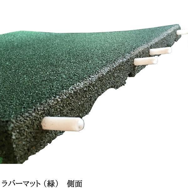 ラバーマット 赤茶 厚さ50mm ゴム製 セーフティマット ドイツ製 ユーロフレックス|kiitos-shop|06