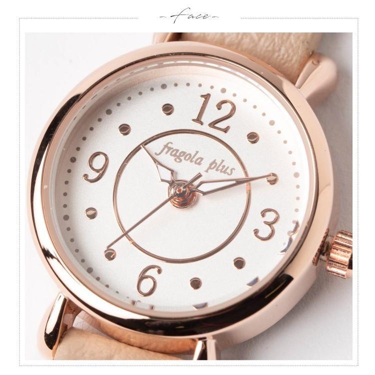 腕時計 レディース 抗菌ベルト 小ぶり シンプル きれい おしゃれ 仕事 レトロ プレゼント ギフト 1年間のメーカー保証付き メール便送料無料|kiitos-web|17
