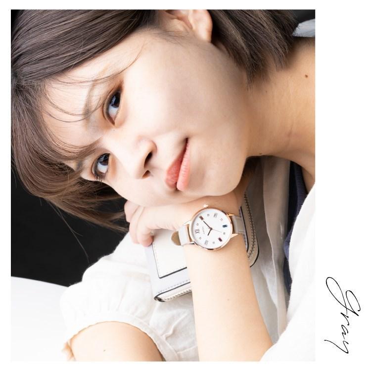 腕時計 レディース スワロフスキー 大人 おしゃれ かわいい ブランド シンプル ビジュー ギフト プレゼント メール便送料無料|kiitos-web|14