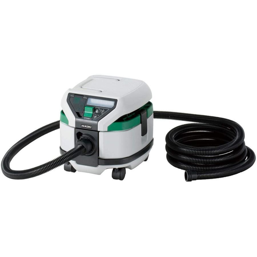 日立工機 8L電動工具・一般清掃用集じん機(連動付・乾式専用) RP80YD