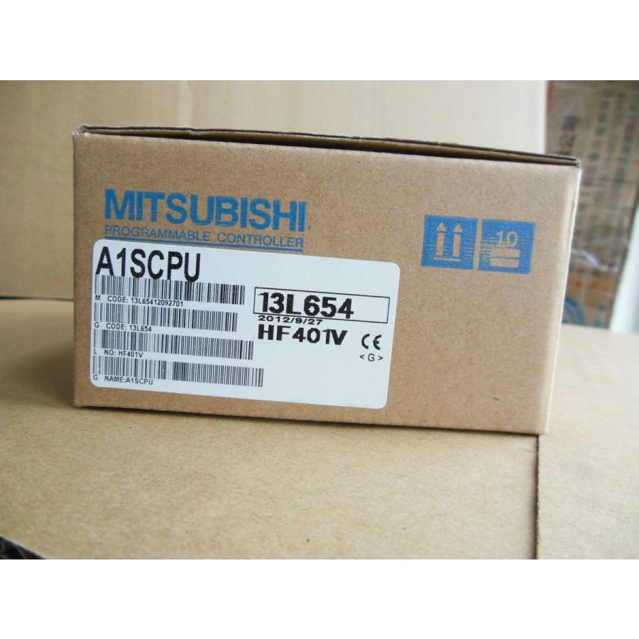 三菱電機CPUユニット A1SCPU 未使用品