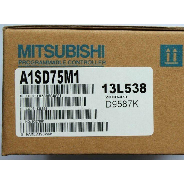 三菱電機 位置決めユニット A1SD75M1 未使用品