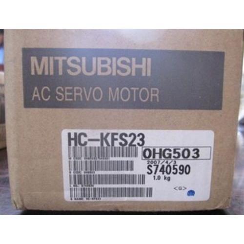 三菱電機 サーボモータ HC-KFS23 未使用品