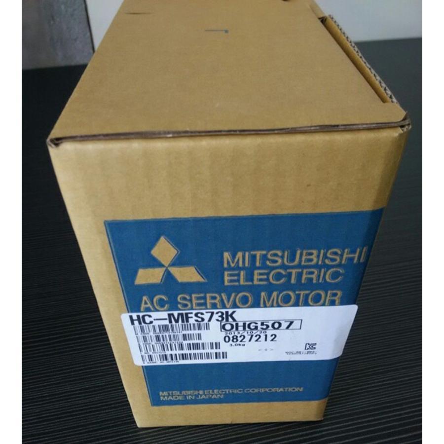 三菱電機 サーボモータ HC-MFS73K 未使用品