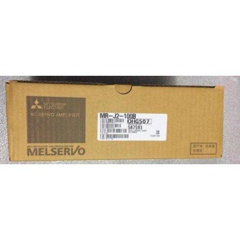 三菱電機 サーボアンプ MR-J2-100B 未使用品