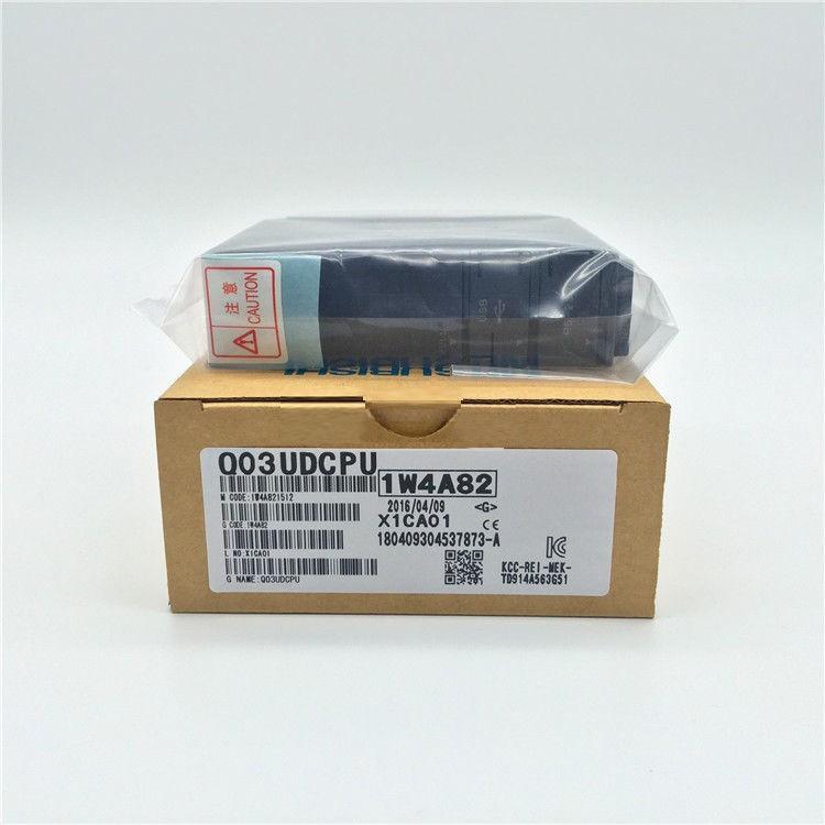 三菱電機 シーケンサ Q03UDCPU 未使用品