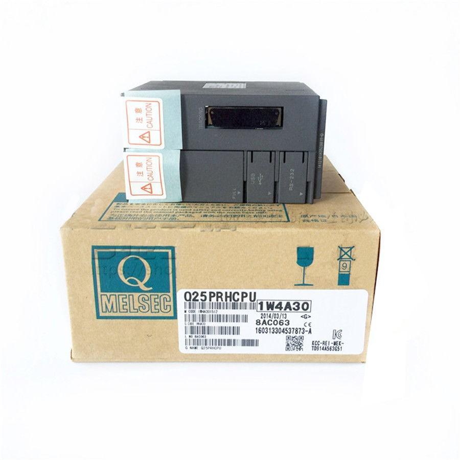 三菱電機 シーケンサ  Q25PRHCPU 未使用品