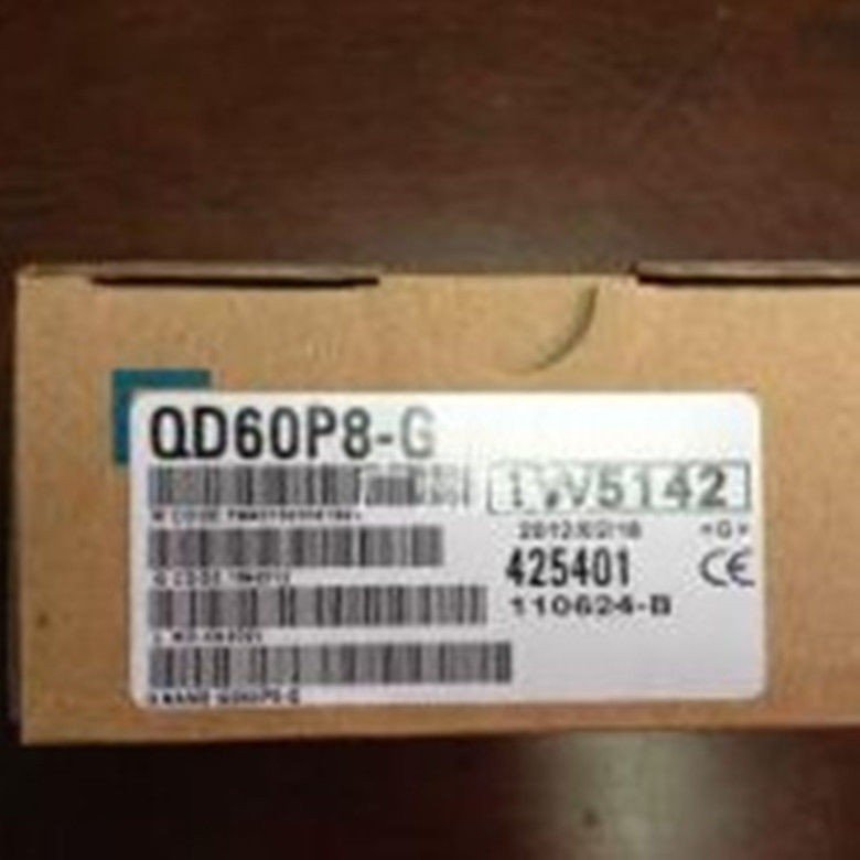 三菱電機 シーケンサ QD60P8-G 未使用品