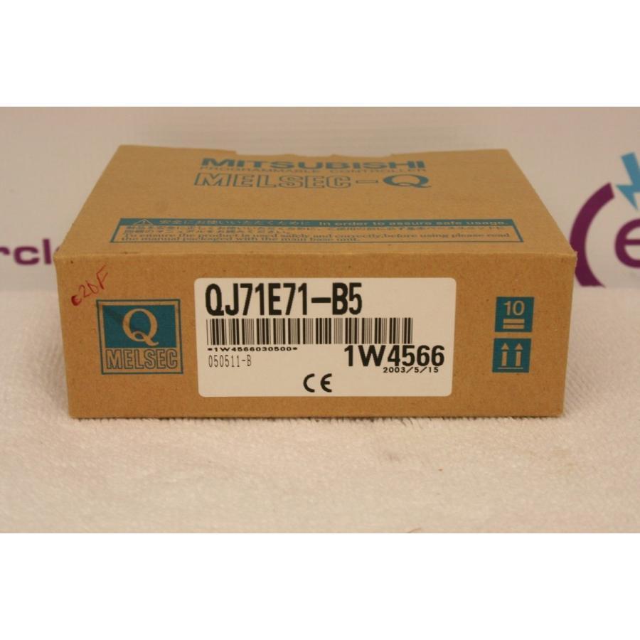 三菱電機 シーケンサ QJ71E71-B5 未使用品