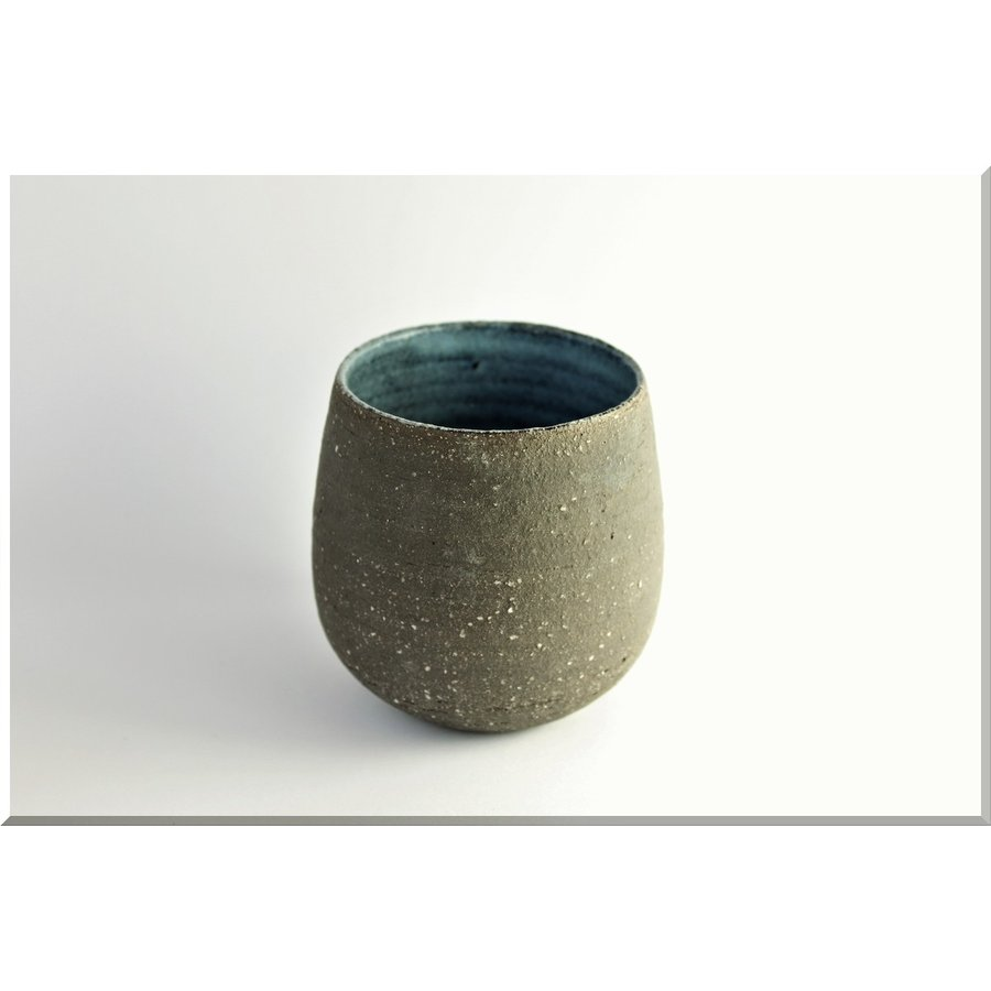 ビールグラス  陶器 誕生日 フリーカップ母の日 父の日 敬老の日 YURAGI(揺らぎ)フリーカップ プレゼント ホワイトデー 還暦|kiki-kiki