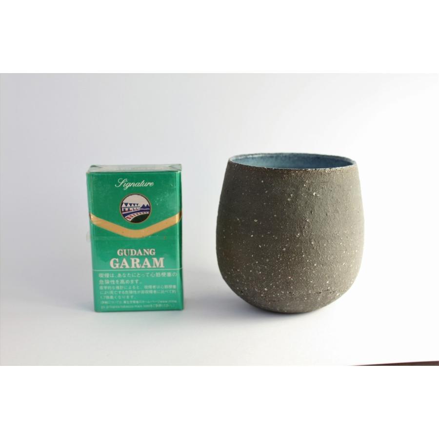 ビールグラス  陶器 誕生日 フリーカップ母の日 父の日 敬老の日 YURAGI(揺らぎ)フリーカップ プレゼント ホワイトデー 還暦|kiki-kiki|06
