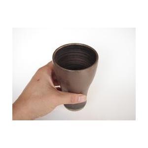 ビールグラス 陶器 誕生日 母の日 父の日 敬老の日 アイアンスリムビアカップ プレゼント ホワイトデー kiki-kiki 05