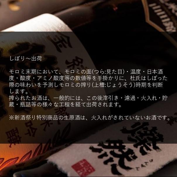 [4月限定] 燦然 香り 純米 雄町 生原酒 1800ml 岡山 倉敷 地酒 日本酒|kikuchishuzo|14