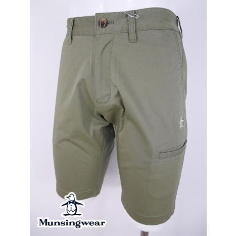 期間限定クーポン配布中 マンシングウェア Munsingwear ゴルフウェア ハーフパンツ (ウエスト74〜78/79〜83/84〜88cm::メンズ) 春夏 40%OFF/SALE