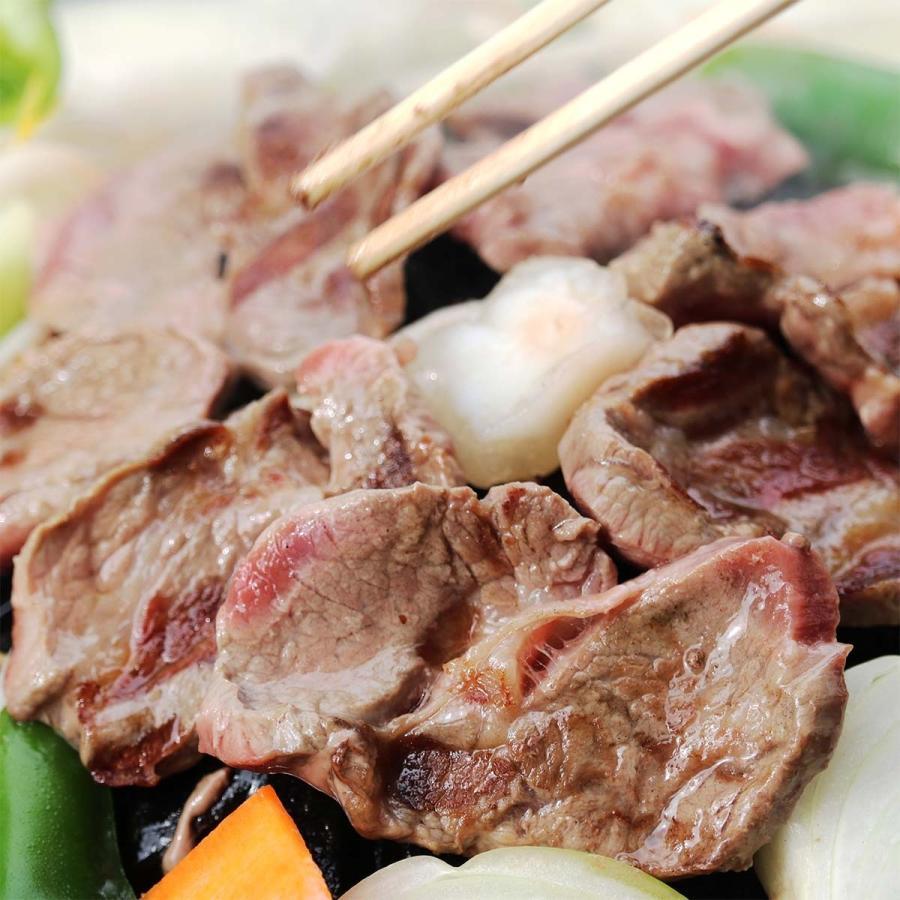 ラム肉の肩肉1kg(辛口or甘口選べるオリジナルタレ付き)|kikuko-store|03