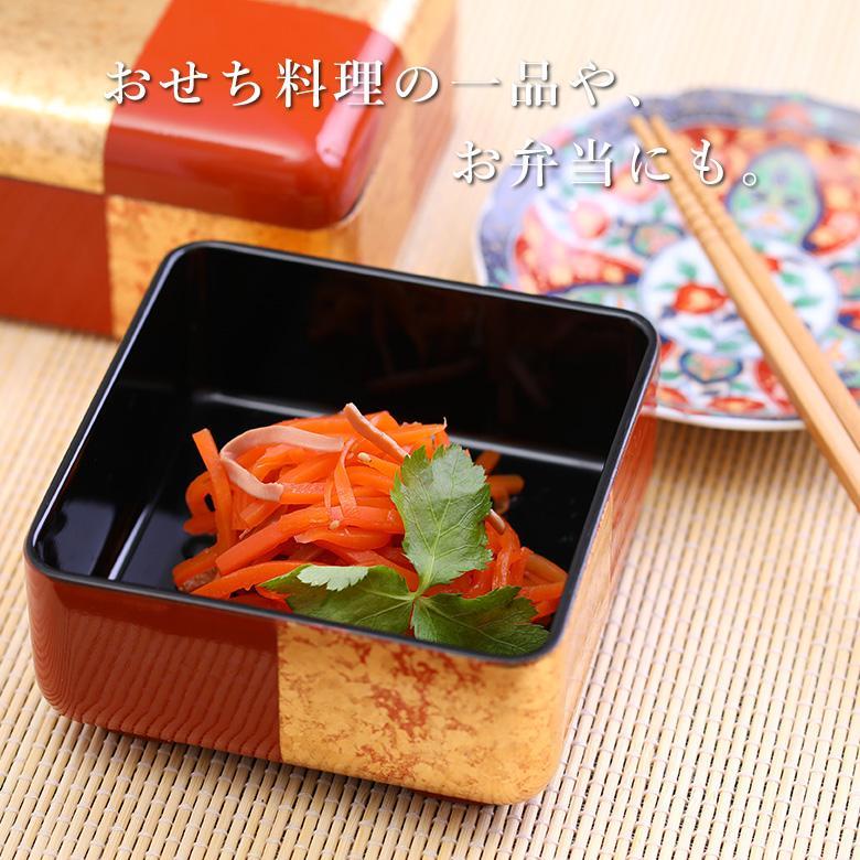 【贈答用】福島の郷土料理 伊達のいか人参140g×3袋セット|kikukoh-foods|06