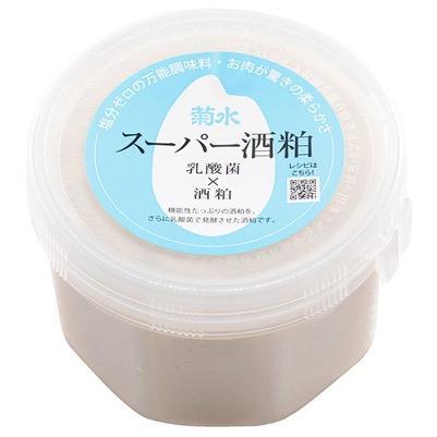 スーパー酒粕 菊水  さかすけ 250g|kikusui-sake