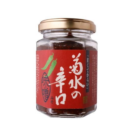 菊水の辛口 味噌 140g|kikusui-sake