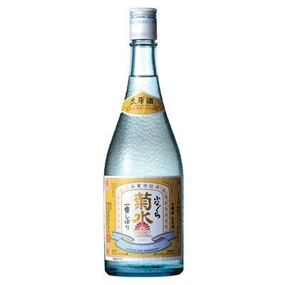 生原酒 720ml ふなぐち 菊水 一番しぼり|kikusui-sake